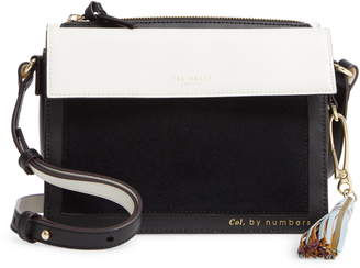 1cdb7f065 Ted Baker Colour by Numbers Glacial Leather Crossbody Bag
