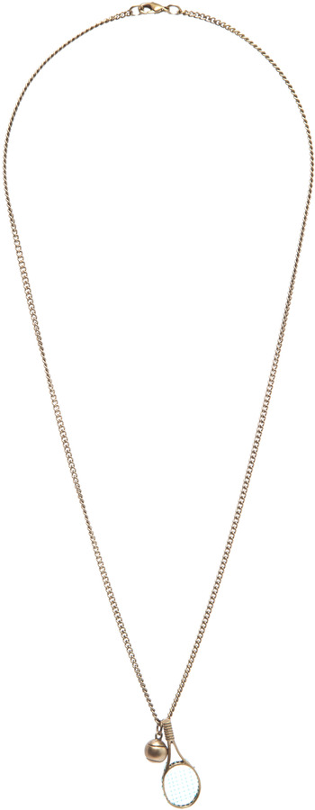 Marc Jacobs SPECIAL Tennis Necklace