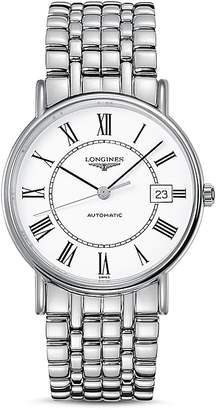 Longines Presences Watch, 38.5mm
