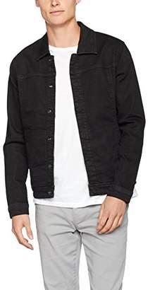 ONLY & SONS Men's onsKENNY JOG DNM JKT GREY 5335 PK Jacket,Small
