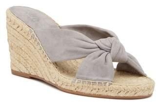 Splendid Bautista Knotted Wedge Sandal