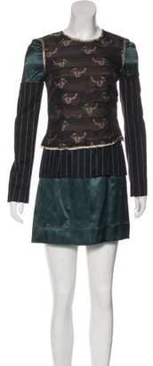 Maison Margiela Deconstructed Mini Dress