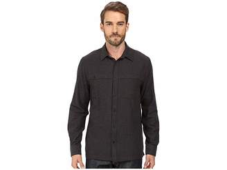 Threads 4 Thought Long Sleeve Chambray Overshirt Workshirt Men's Clothing