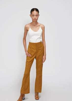 Marni Wool Crop Flare Trousers