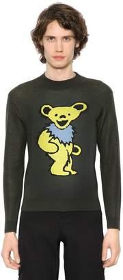 J.W.Anderson Bear Extra Fine Merino Wool Sweater