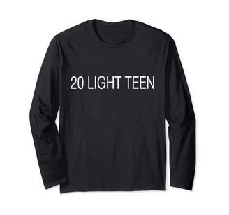 Blssd 20 Light Teen Long Sleeve T-Shirt