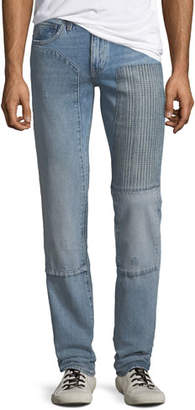 Levi's Men's Made & Crafted 511TM Slim Patched Jeans