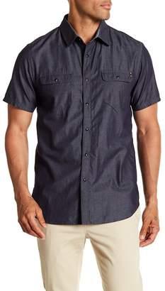 Howe James Short Sleeve Regular Fit Shirt