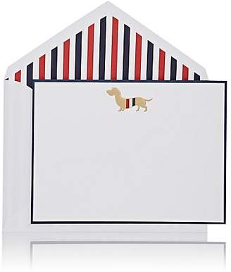Thom Browne CONNOR X Hector Notecard Set - White