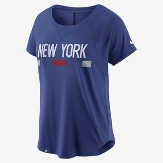Nike Dry Modern Fan 2.0 (NFL Giants) Women's Top