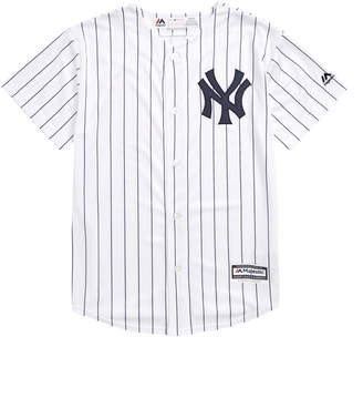 486cb676e New York Yankees Majestic MLB Home Replica Baseball Jersey