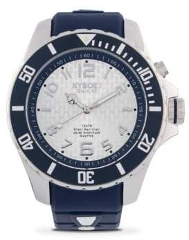 KYBOE Stainless Steel Penn State Nittany Lions Strap Watch