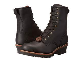Chippewa 8 Steel Toe Logger