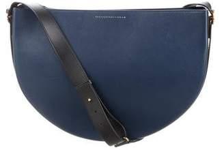 Victoria Beckham Leather Half Moon Bag
