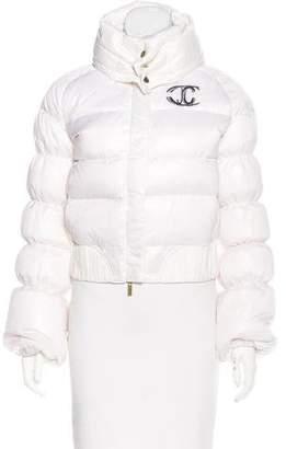 Just Cavalli Short Down Coat
