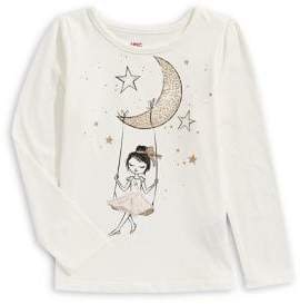 Epic Threads Little Girl's Graphic Tee