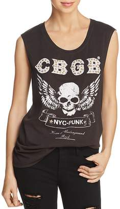 Chaser Studded Graphic Tank