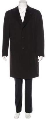 Canali Wool & Cashmere Coat