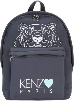 Kenzo Large Tiger Backpack capsule Back From Holidays