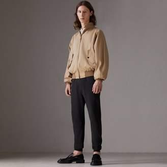 Burberry Gosha x Reversible Harrington Jacket , Size: 46, Yellow