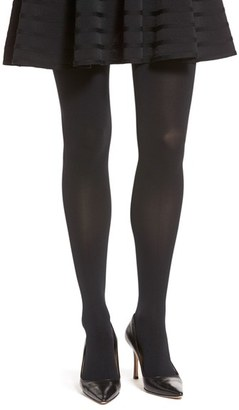 Women's Item M6 Opaque Tights $88 thestylecure.com