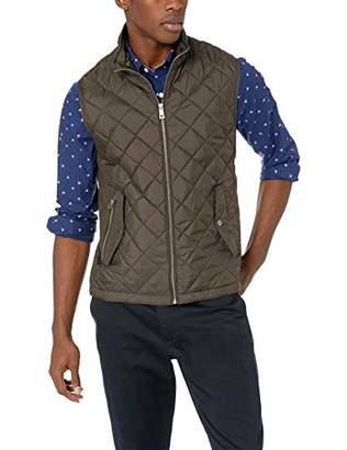 Nautica Men's Water Resistant Gentleman's Quilted Vest