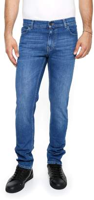 Stella McCartney Blue Wash Stretch Denim Jeans