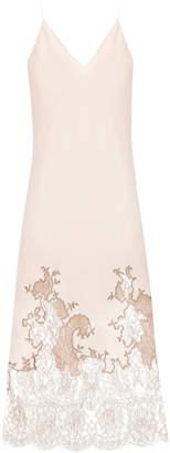 Lake Studio M'O Exclusive Midi Slip Dress