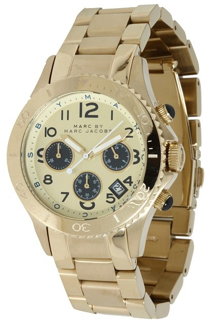 Marc by Marc Jacobs MBM3158 - Rock Chronograph