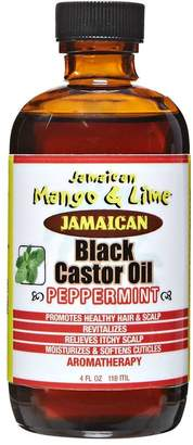 Jamaican Mango & Lime Peppermint Black Castor Oil