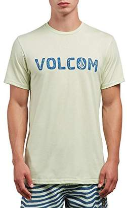 Volcom Men's Bold Short Sleeve Graphic Tee