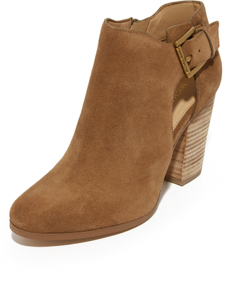 MICHAEL Michael Kors Adams Booties $185 thestylecure.com