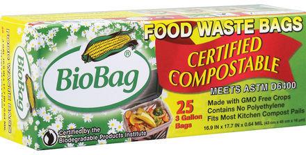 BioBags™ - Food Waste Bags - set of 3