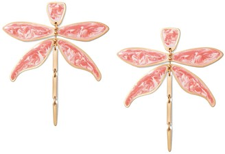 Tory Burch ARTICULATED DRAGONFLY EARRING