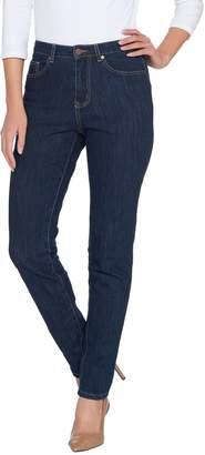 Brooke Shields Timeless BROOKE SHIELDS Timeless Petite Full Length Slim Leg Jeans