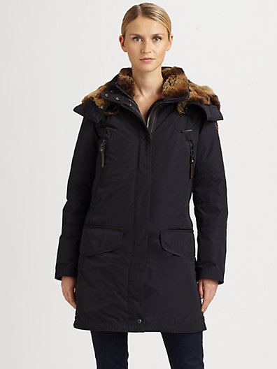 Parajumpers Anchorage Hooded Coat