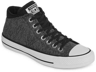 fa8eaba8f7a6 Converse Chuck Taylor All Star Madison Mid Womens Sneakers Lace-up