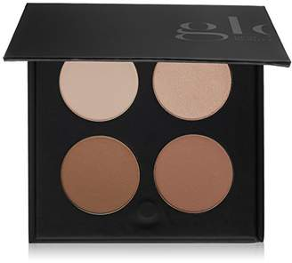 Glo Skin Beauty Contour Kit in | Face Contour and Highlight Palette with Instructions | 2 Shade Options