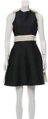 Lanvin 2016 Pleated Dress