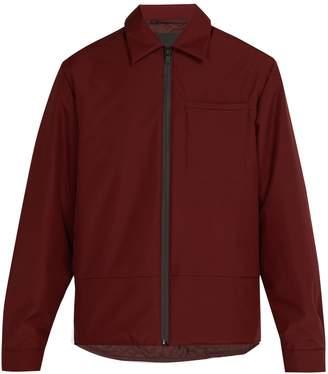 Prada Padded zip-up jacket