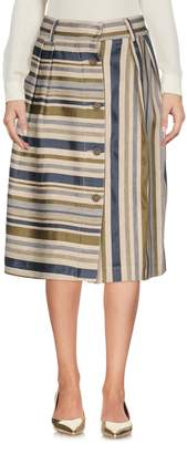 Garage Nouveau Knee length skirts - Item 35363133JA