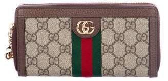 Gucci Orphidia GG Zip Wallet