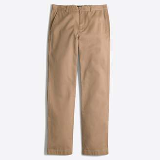J.Crew Factory Bleecker athletic-fit broken-in chino