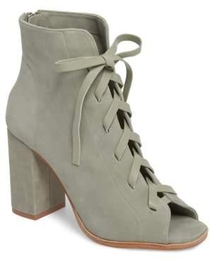 Kristin Cavallari Layton Lace-Up Boots