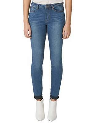 Q/S designed by Women's 45.899.71.2836 Skinny Jeans, (Blue Denim 56z6)