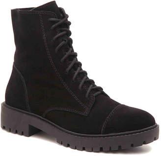 Lucky Brand Ictus Combat Boot - Women's