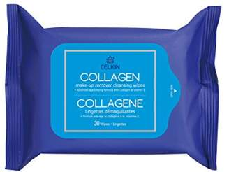 Celkin Collagen Makeup Remover Cleansing 30 Piece Wipes