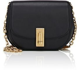 Marc Jacobs Women's West End The Jane Saddle Bag-BLACK $695 thestylecure.com