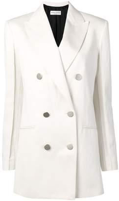 Sonia Rykiel double breasted blazer