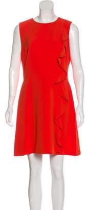 Rachel Zoe Sleeveless Midi Dress